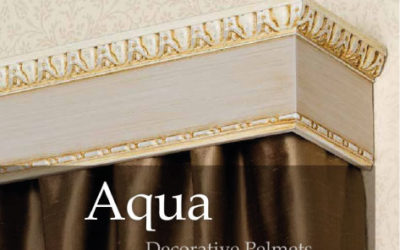 AQUA DECORATIV PELMET COLLECTION